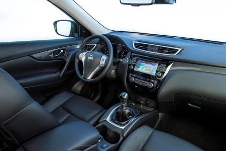 Nissan X-Trail Innenraum, Foto: Nissan