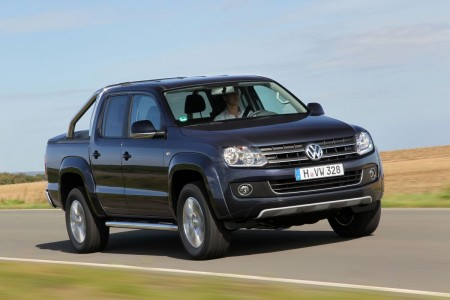 VW Amarok Doppelkabine, Trim-Level Highline, Foto: VW
