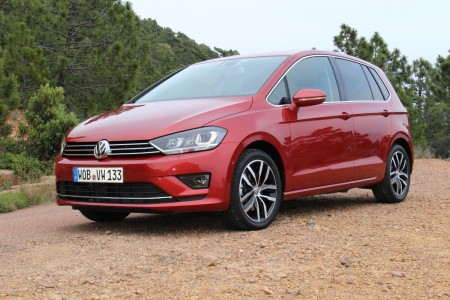 VW Golf Sportsvan, Foto: Autogefühl