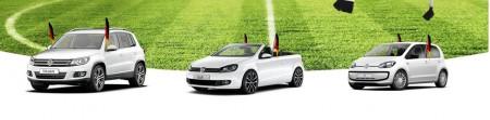 Volkswagen CUP Sondermodelle, Foto: VW