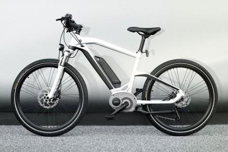 BMW Cruise e-bike 2014 mit Mittelmotor von Bosch - Foto: BMW