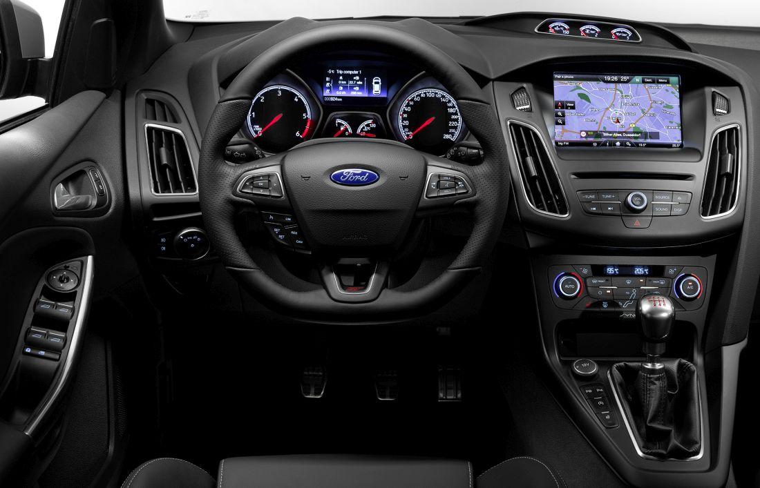 FordFocusST_InteriorInterieur