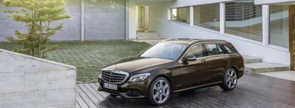 MercedesC-KlasseTModell