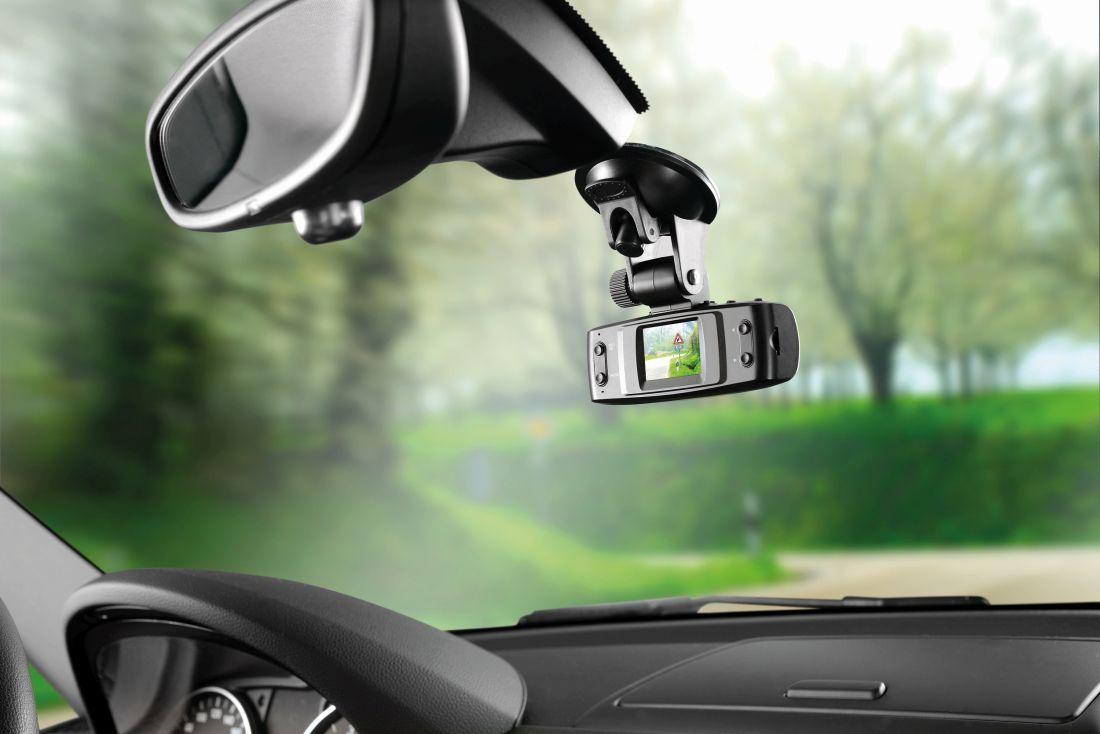 Somikon DVR Full-HD-Dashcam MDV-2290.FHD mit GPS, G-Sensor, H.264, LCD