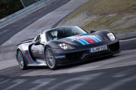 Porsche-918-Spyder-Rekordfahrt - ist das schon das letzte Wort? - Foto: Porsche