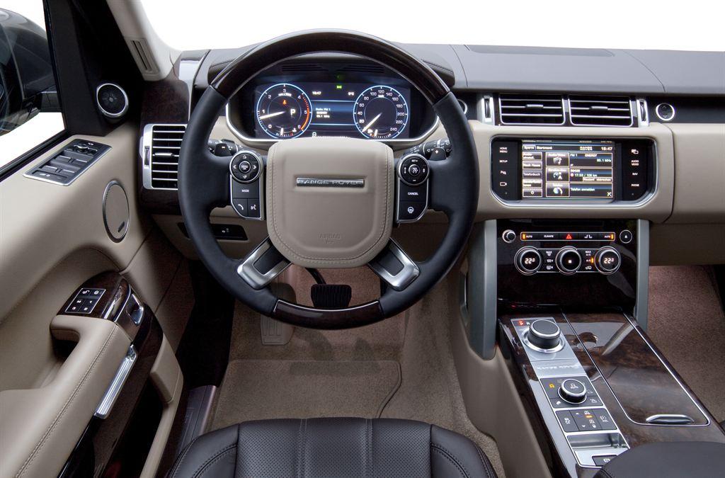 Range Rover Tdv6 2015 Testbericht Kleiner Diesel F 252 R