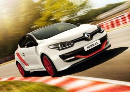 Renault-Megane-RS-Trophy-R - mehr Renn- als Serienwagen - Foto: Renault