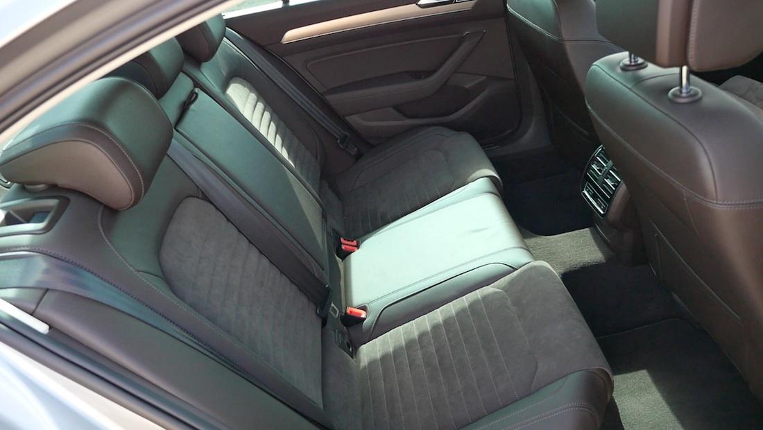 Neuer Volkswagen Passat B8 und VW Passat Variant Test | Autogefühl