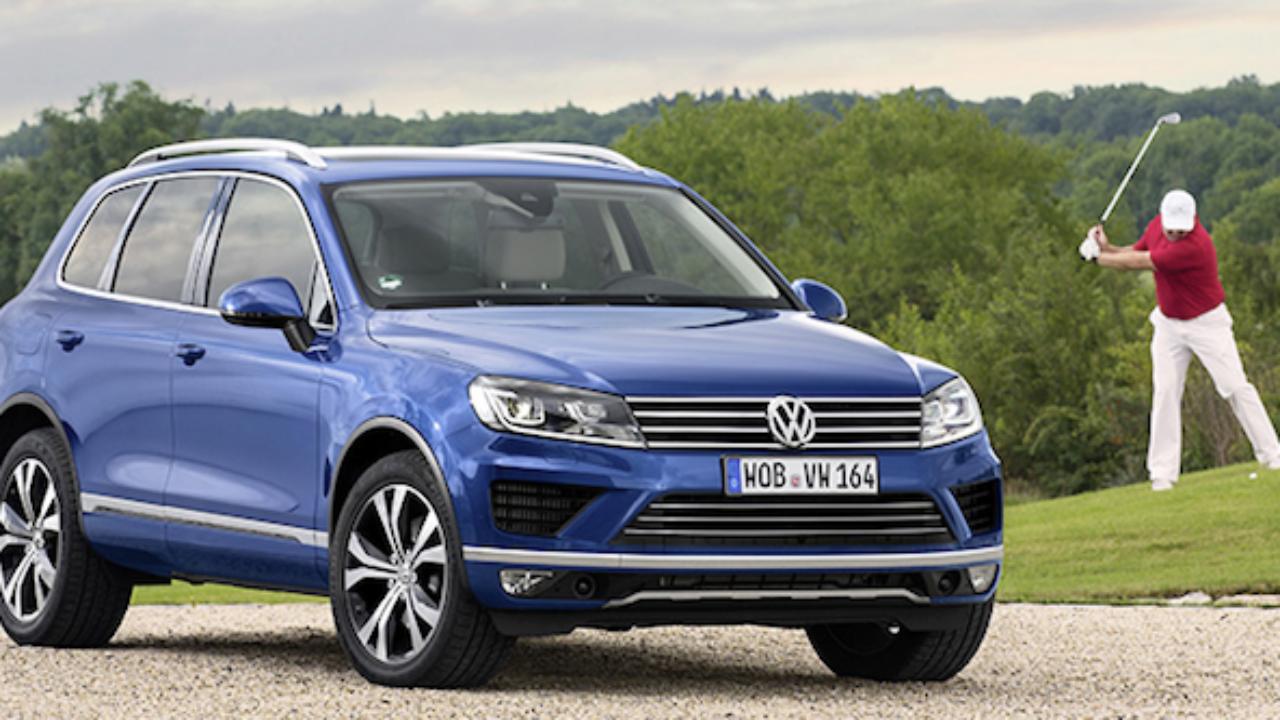 Volkswagen Touareg Facelift 2015 Testbericht Autogefuhl