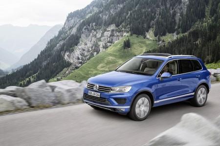 Vom Touareg fehlt bislang eine bei BMW und Mercedes längst eingeführte Coupé-Version - Foto: Volkswagen