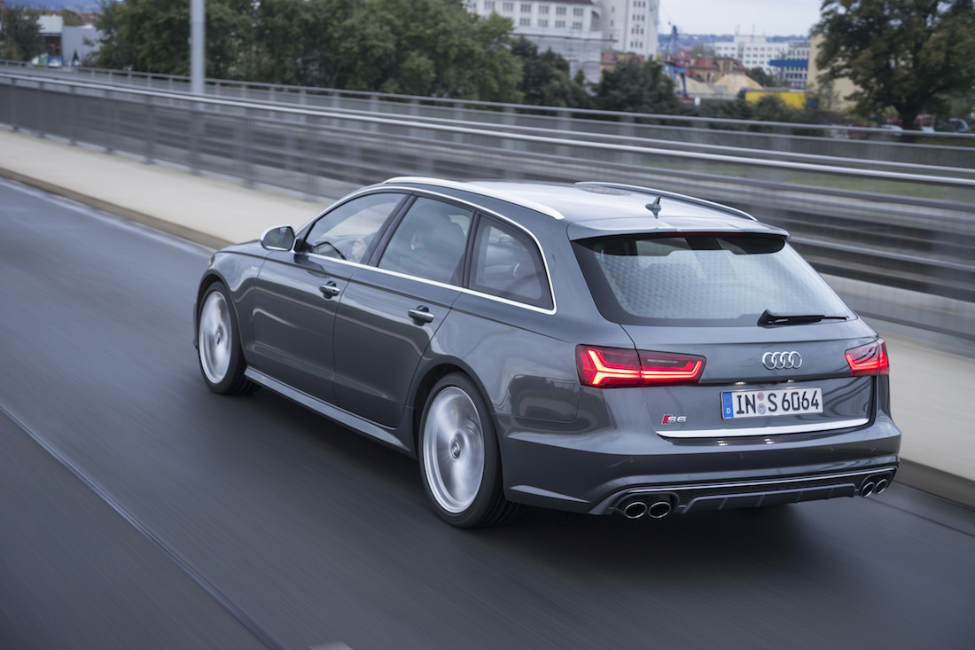 Audi a6 facelift und audi s6 im test autogef hl for The avant