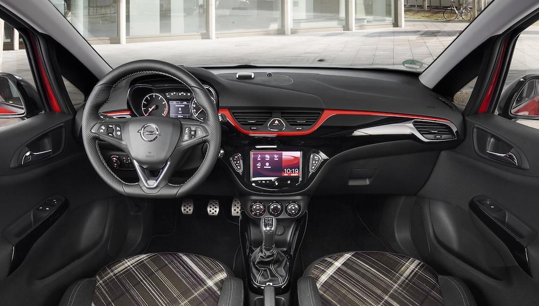 Der neue opel corsa e testbericht autogef hl for Opel mokka opc line paket exterieur