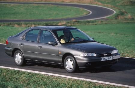Ford Mondeo Ghia, 1992, 1. Generation von 1992 bis 1996, Foto: Ford