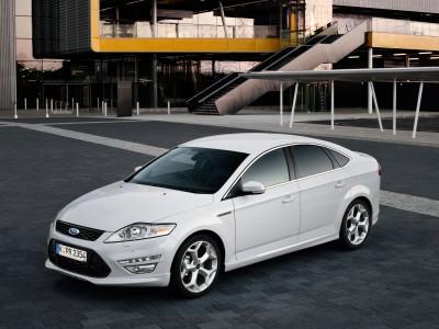 Ford Mondeo 4. Generation von 2007 bis 2014, Foto: Ford