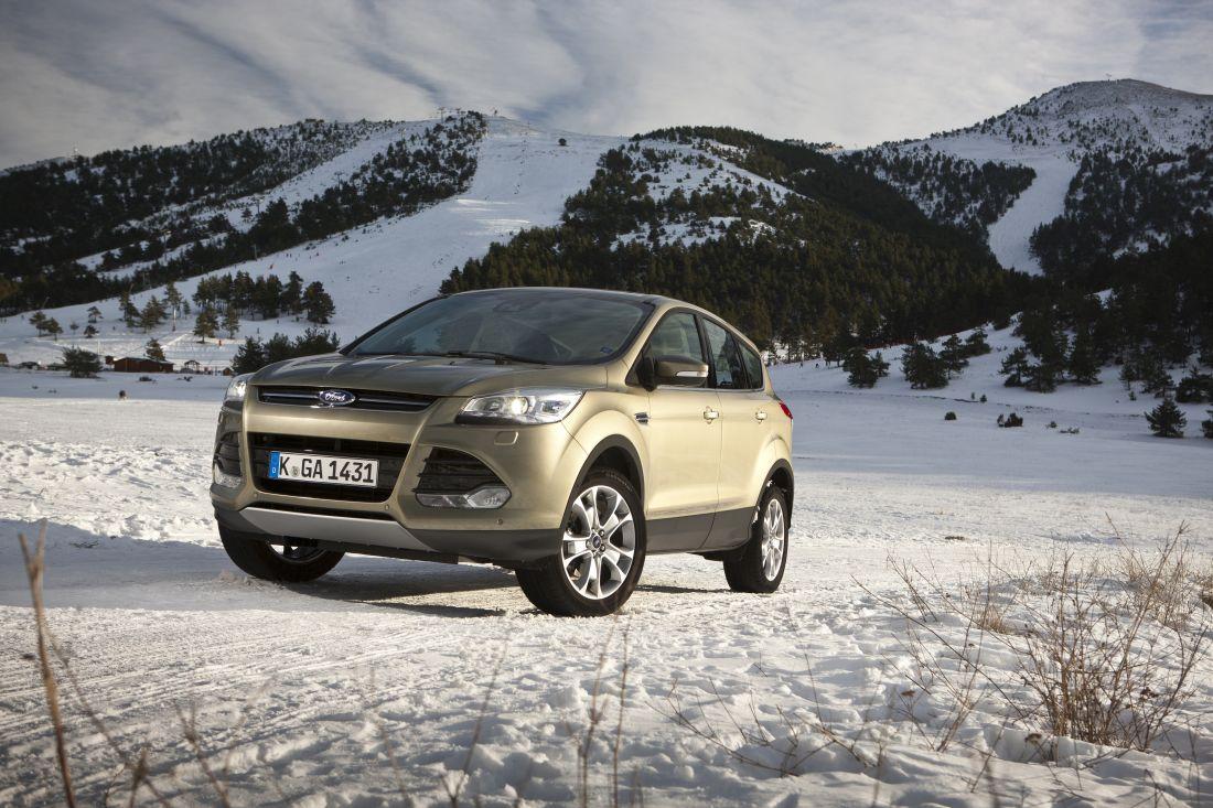 Ford Kuga Fahrbericht 1.5 l Ecoboost | Autogefühl