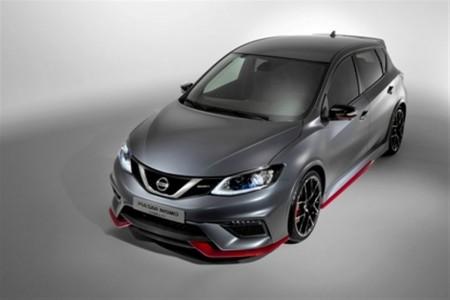 """Bislang """"nur"""" eine Studie: Der 270 PS starke Pulsar Nismo könnte 2016 auch nach Deutschland kommen - Foto: Nissan"""