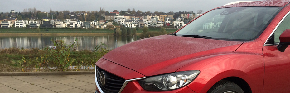 Titelbild Mazda 6