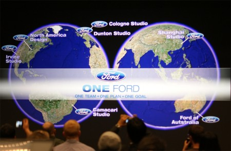 """Weltautostrategie """"One Ford"""" - Foto: Ford"""