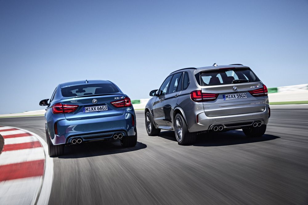 BMWX6M_vs_BMWX5M_racetrack