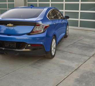 Fast schon Coupé-artiger Heckabschluss - Foto: Chevrolet