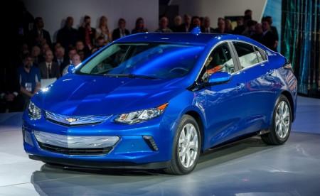 """""""Designelemente der Corvette und des Impala"""" - der neue Volt kommt deutlich dynamischer als sein kantigerer Vorgänger - Foto: Chevrolet"""