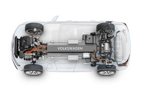 Ohne Hybridantrieb geht auch in den USA längst nichts mehr - Foto: Volkswagen