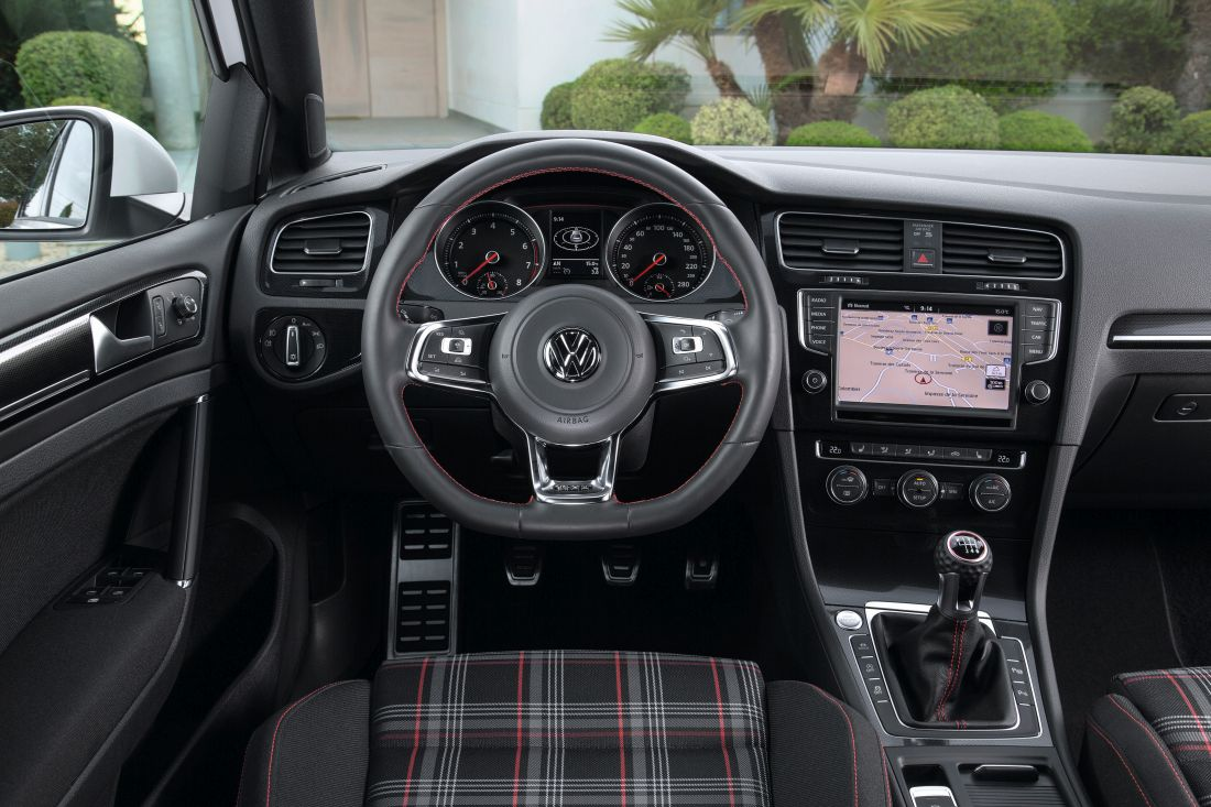 vw golf 7 gti performance testbericht autogef hl. Black Bedroom Furniture Sets. Home Design Ideas