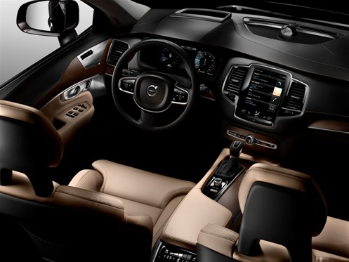 The all-new Volvo XC90 - First Edition
