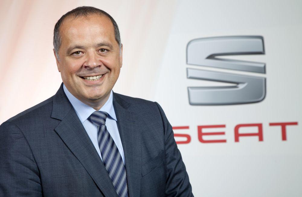 SEAT Pressefoto: Bernhad Bauer