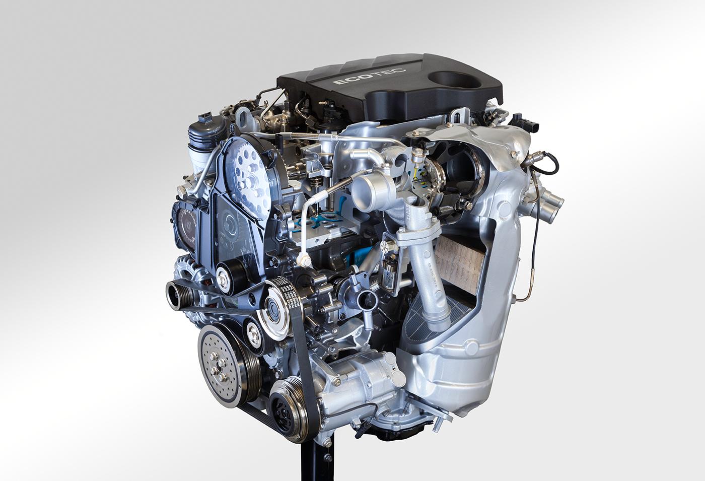 Opel Diesel 2.0 CDTI.