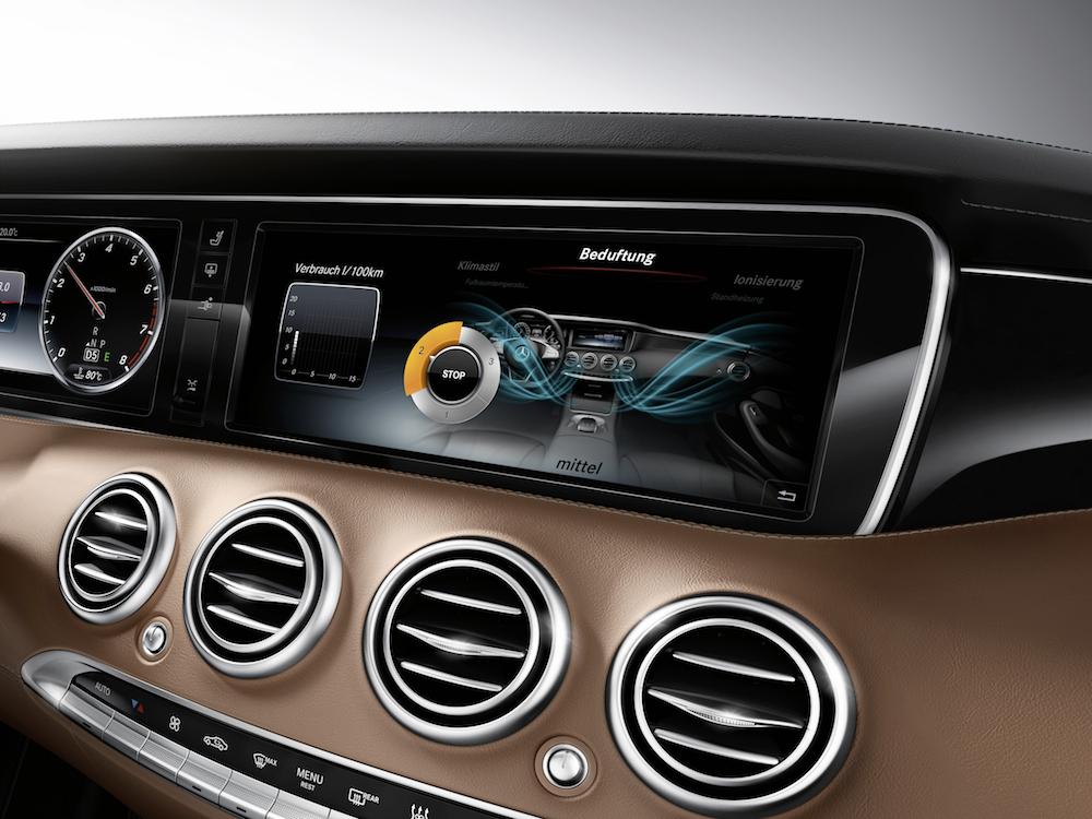 Mercedes-Benz S-Klasse Coupé (C 217) 2014