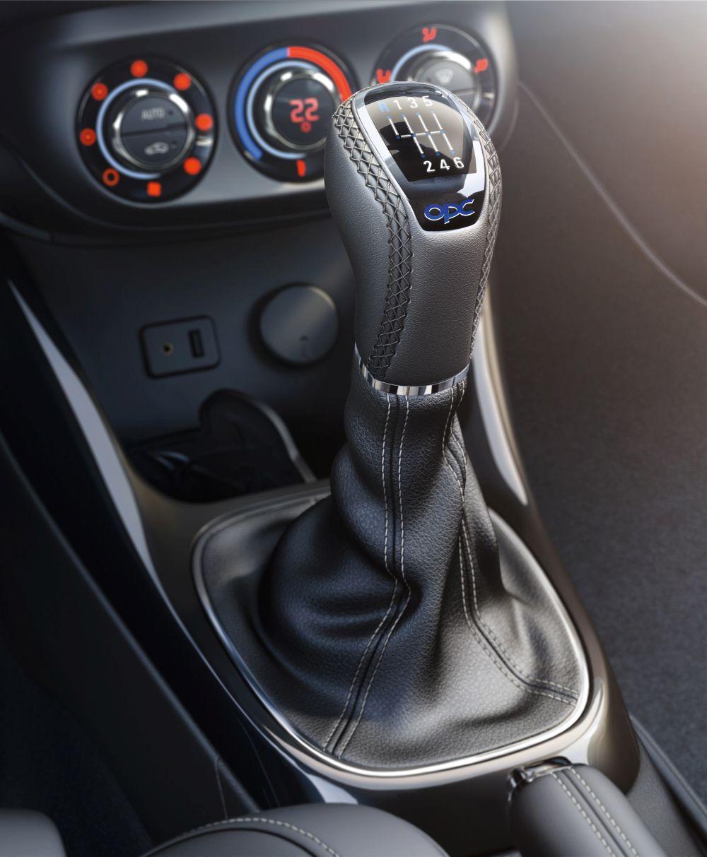 Neuer opel corsa opc test fahrbericht autogef hl for Opel corsa c interieur
