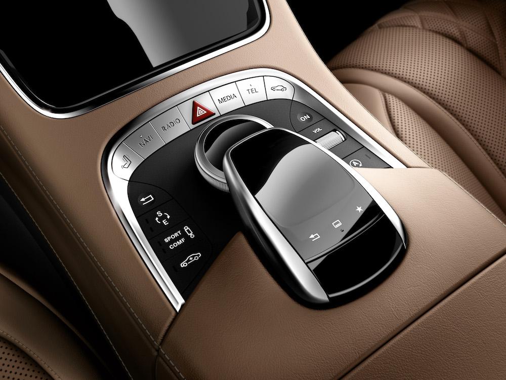 Mercedes-Benz S-Klasse Coupé (C 217) 2013