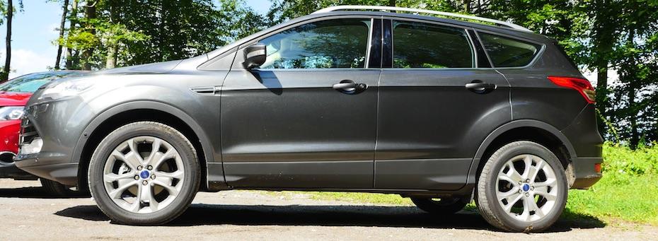 Testbericht Ford Kuga Titanium 1 5 Ecoboost 150 Ps