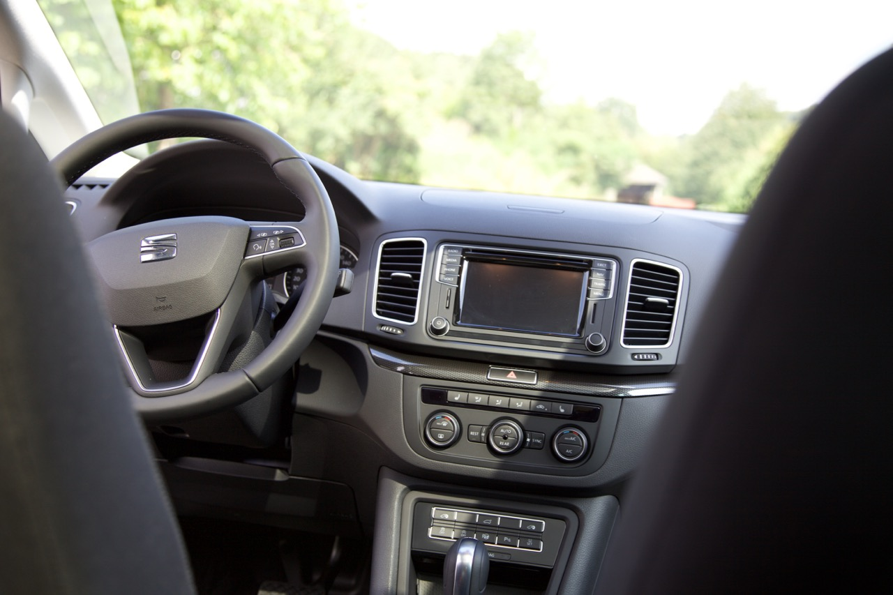 Seat Alhambra Stye Plus - 32 von 53