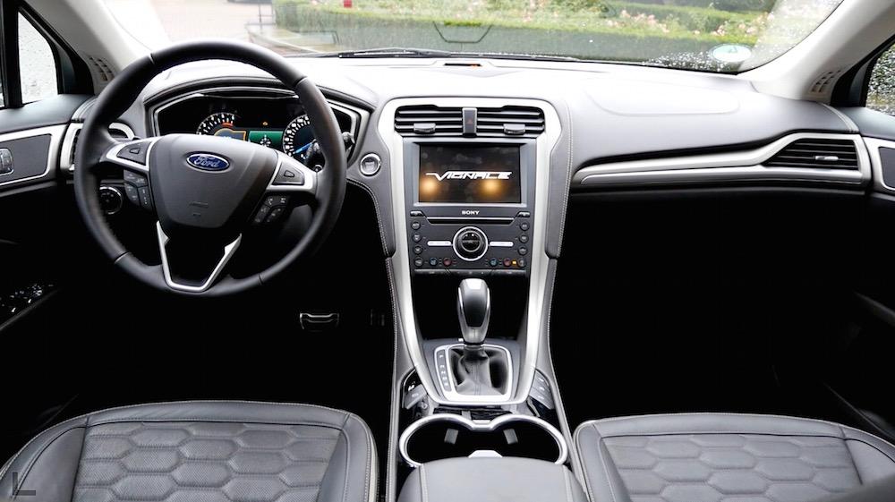 Ford Mondeo Allrad Limousine Vergleich Vignale Turnier