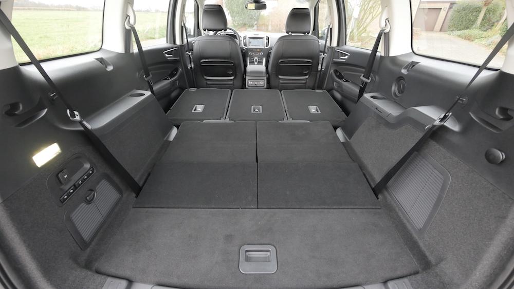 Neuer Ford Galaxy Test Und Vergleich Ford S Max Autogef 252 Hl