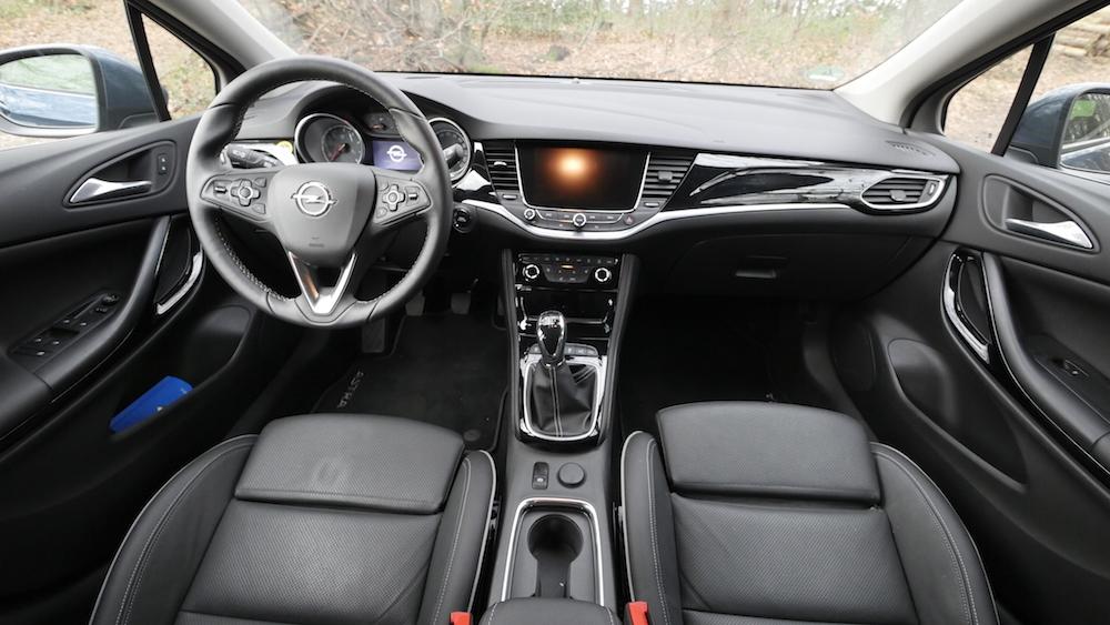 Test Neuer Opel Astra K 1 0 Di Turbo Innovation Autogefuhl