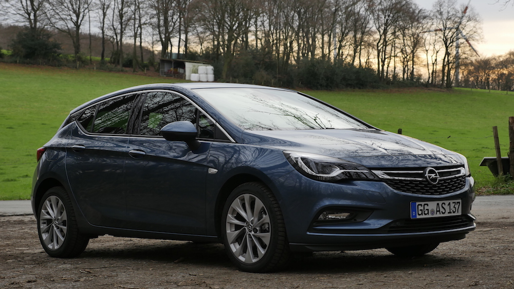 Test neuer Opel Astra K 1.0 DI Turbo Innovation | Autogefühl