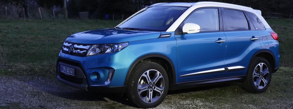 Neuer Suzuki Vitara Test Fahrbericht Autogefühl
