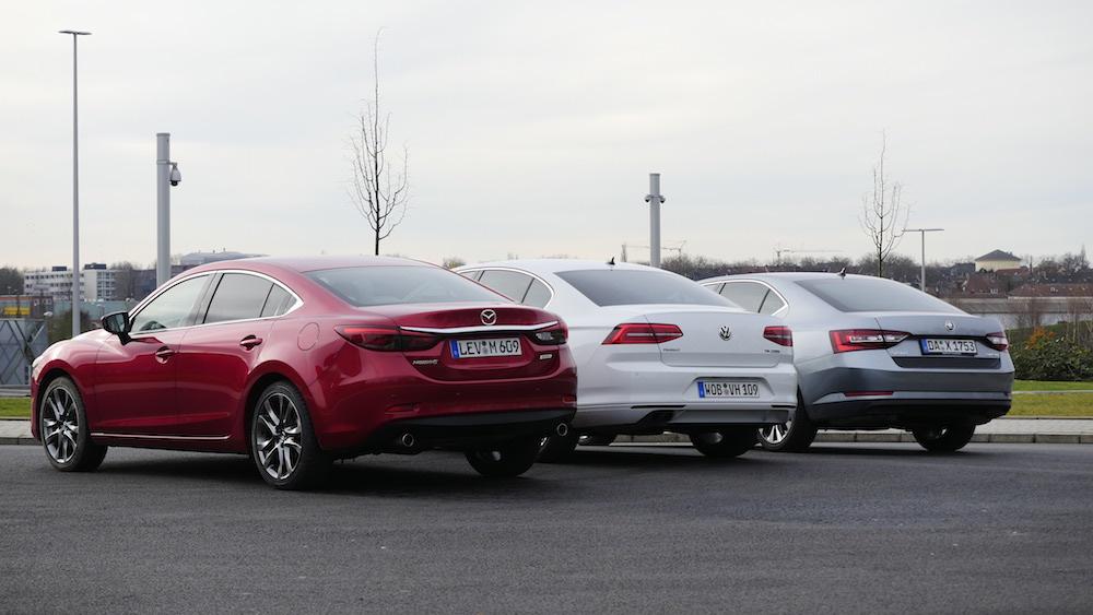 Vergleich_VWPassat_SkodaSuperb_Mazda6-8