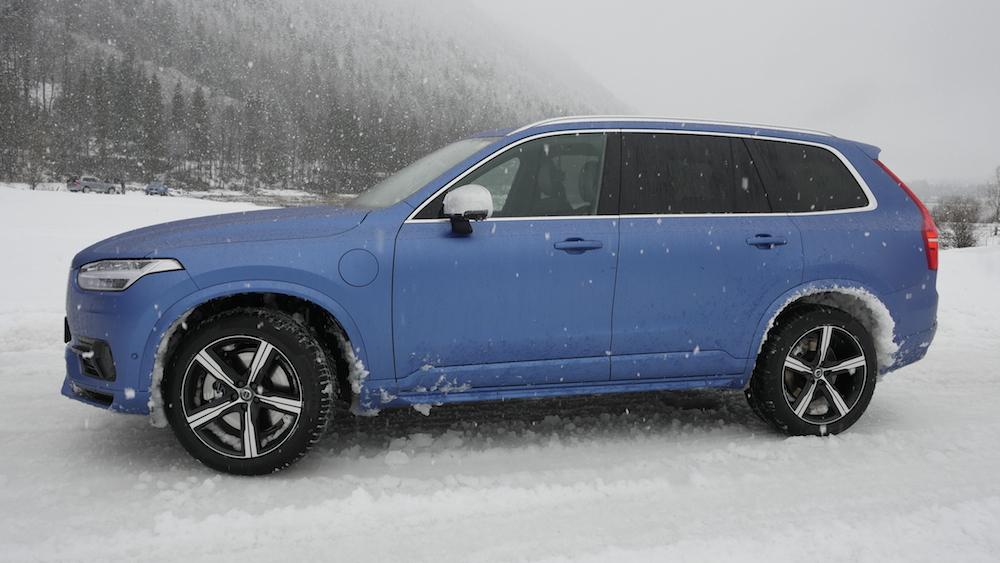 Volvo Xc T R Design Suv