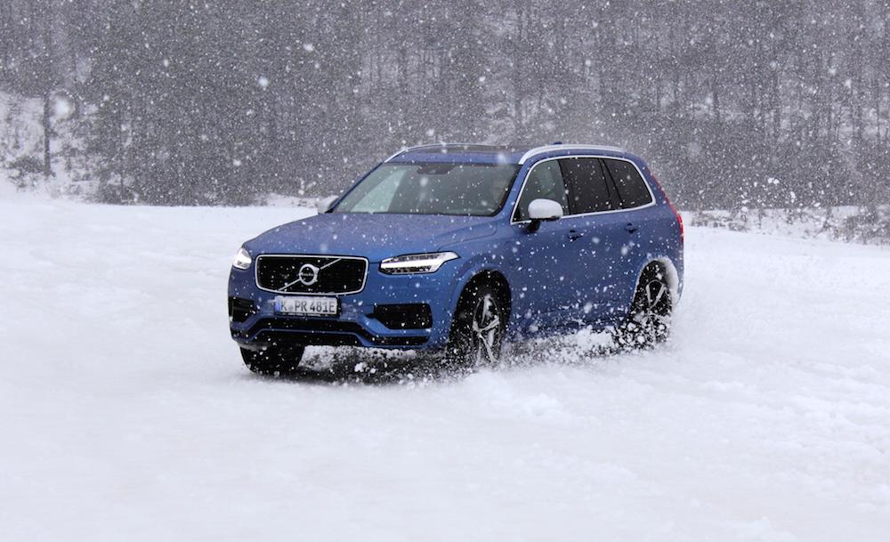 VolvoXC90_Schnee Kopie
