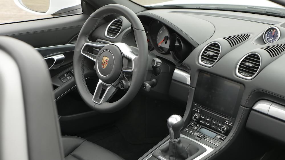 Porsche718Boxster_Interieur000
