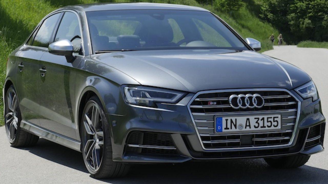 Audi S3 Limousine Test Fahrbericht A3 Facelift Autogefuhl