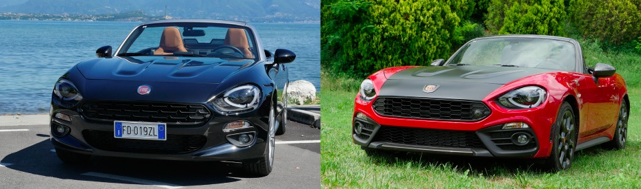 Fiat124Spider_vs_Abarth124Spider