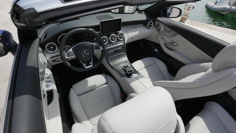 MercedesC-Klasse_Cabriolet_Interieur_010