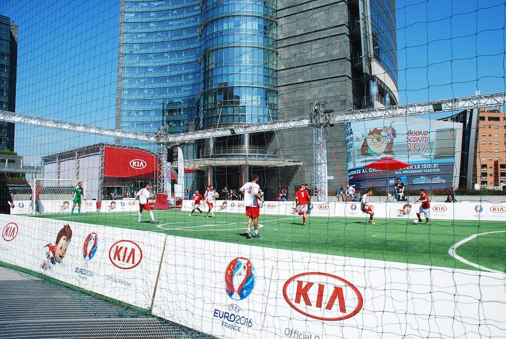 Kia Champ Into The Arena_Preliminary Round (Italy)