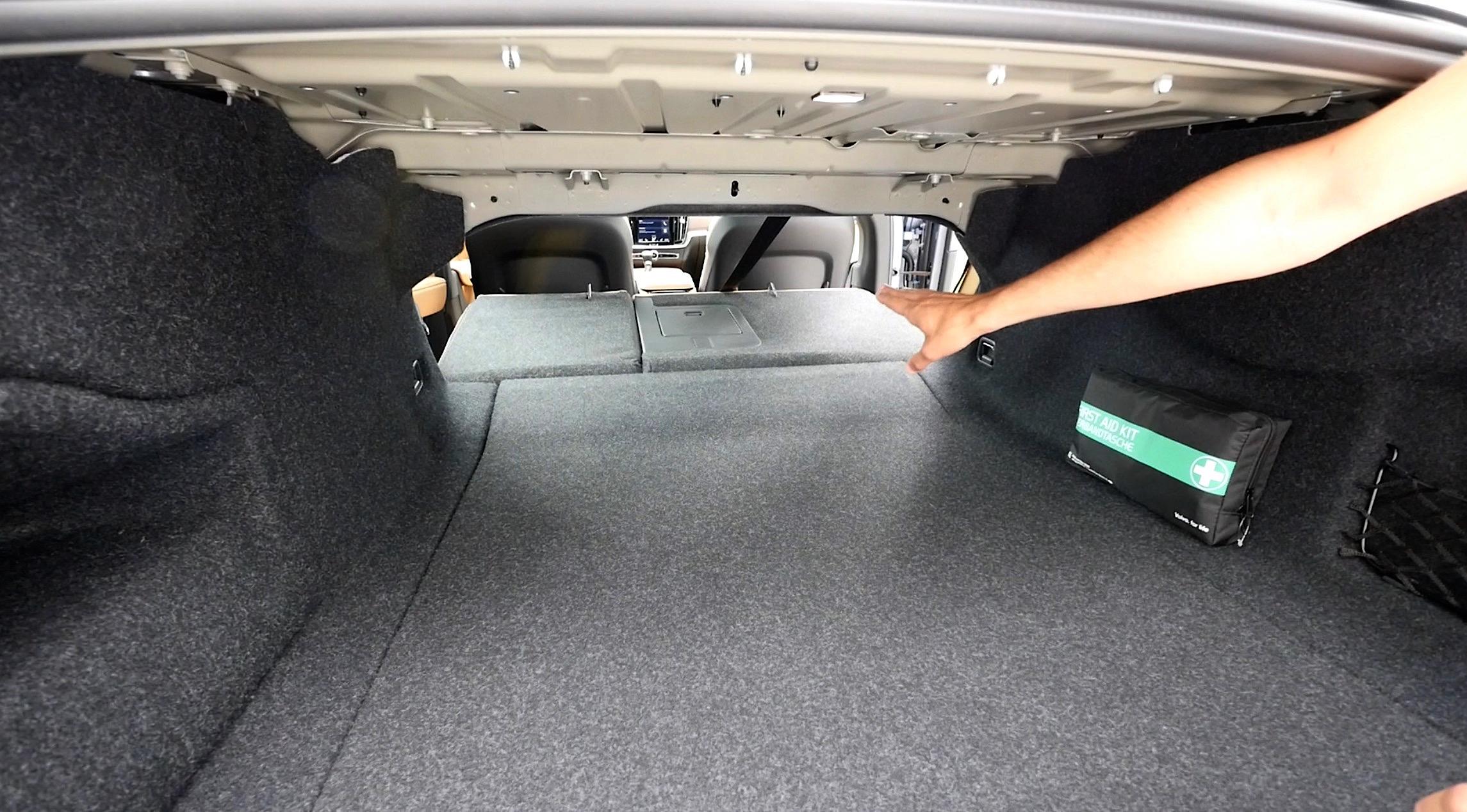VolvoS90_Kofferraum