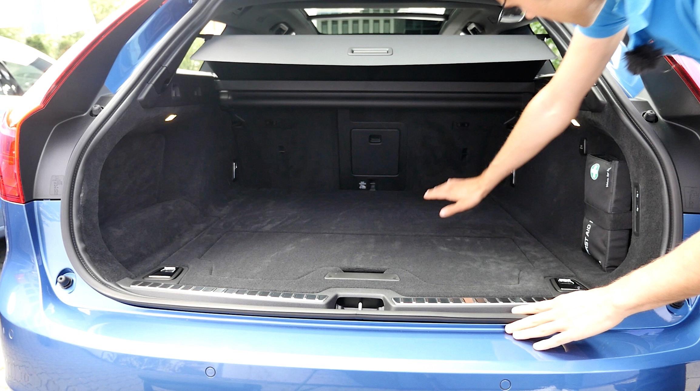 VolvoV90_Kofferraum